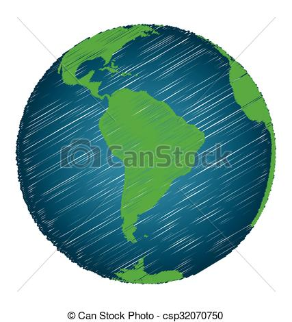 Continent clipart earth's Draw Clipart of Earth Continent