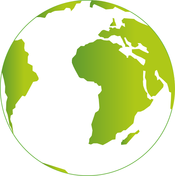 Continent clipart earth's As: Clker vector clip Art