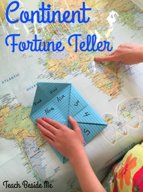 Continent clipart geography class Game kids! Best geography Fortune