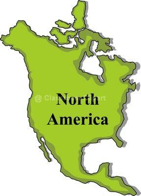 Continent clipart north america Panda · Clipart Clipart Continent