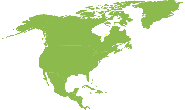 Continent clipart north america North this Of Green as: