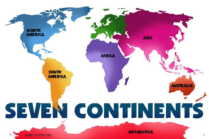 Continent clipart outline 7 clipart Clipground Clipart Continents