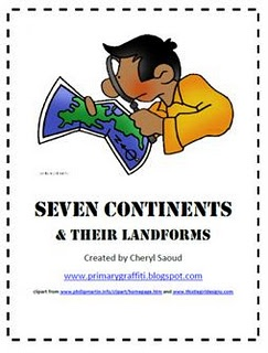 Continent clipart social studies teacher And Continents images 364 best