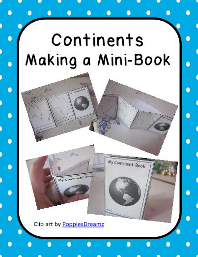 Continent clipart social studies teacher Making teacher Continents contains Mini