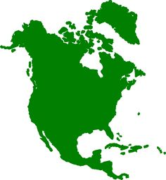 Continent clipart south america North map South America America