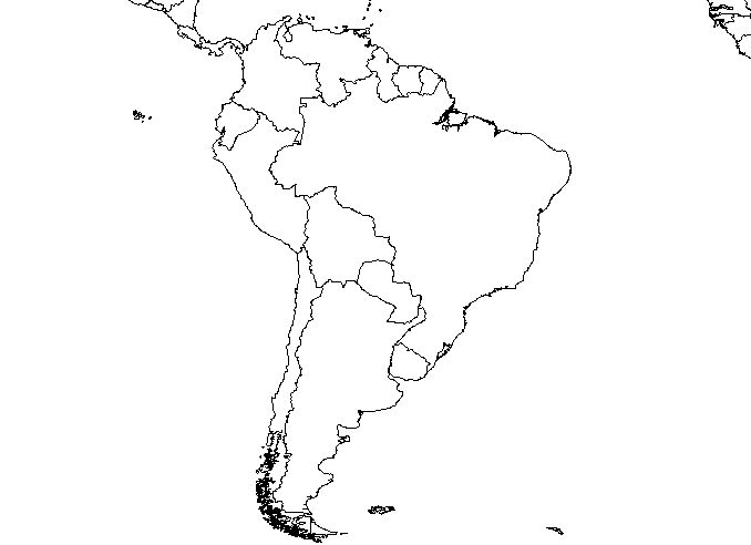 Continent clipart south america And America Cliparts South Clipart