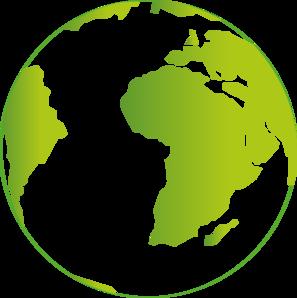 Continent clipart vector Vector art Earth Clip Art