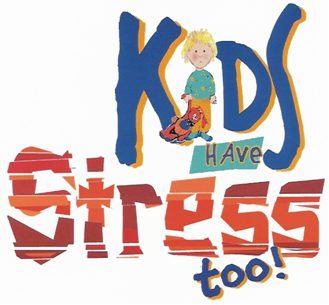 Contrast clipart student stress Kids com Stress Too Have