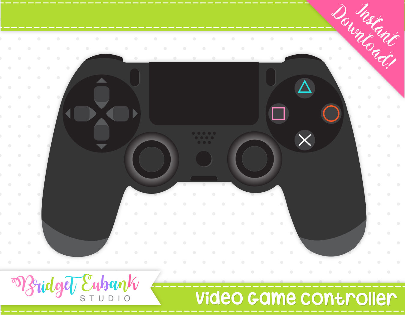 Controller clipart joystick This Video Boy Art Controller