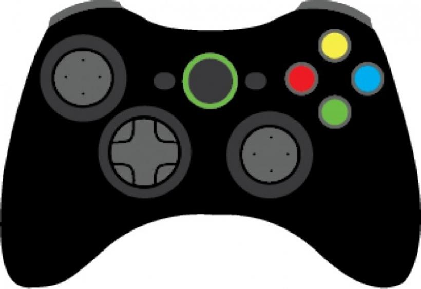 Controller clipart green Art controller clip game video