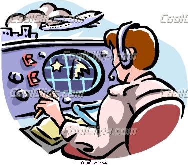 Controller clipart air traffic controller Controller Traffic Air Clipart