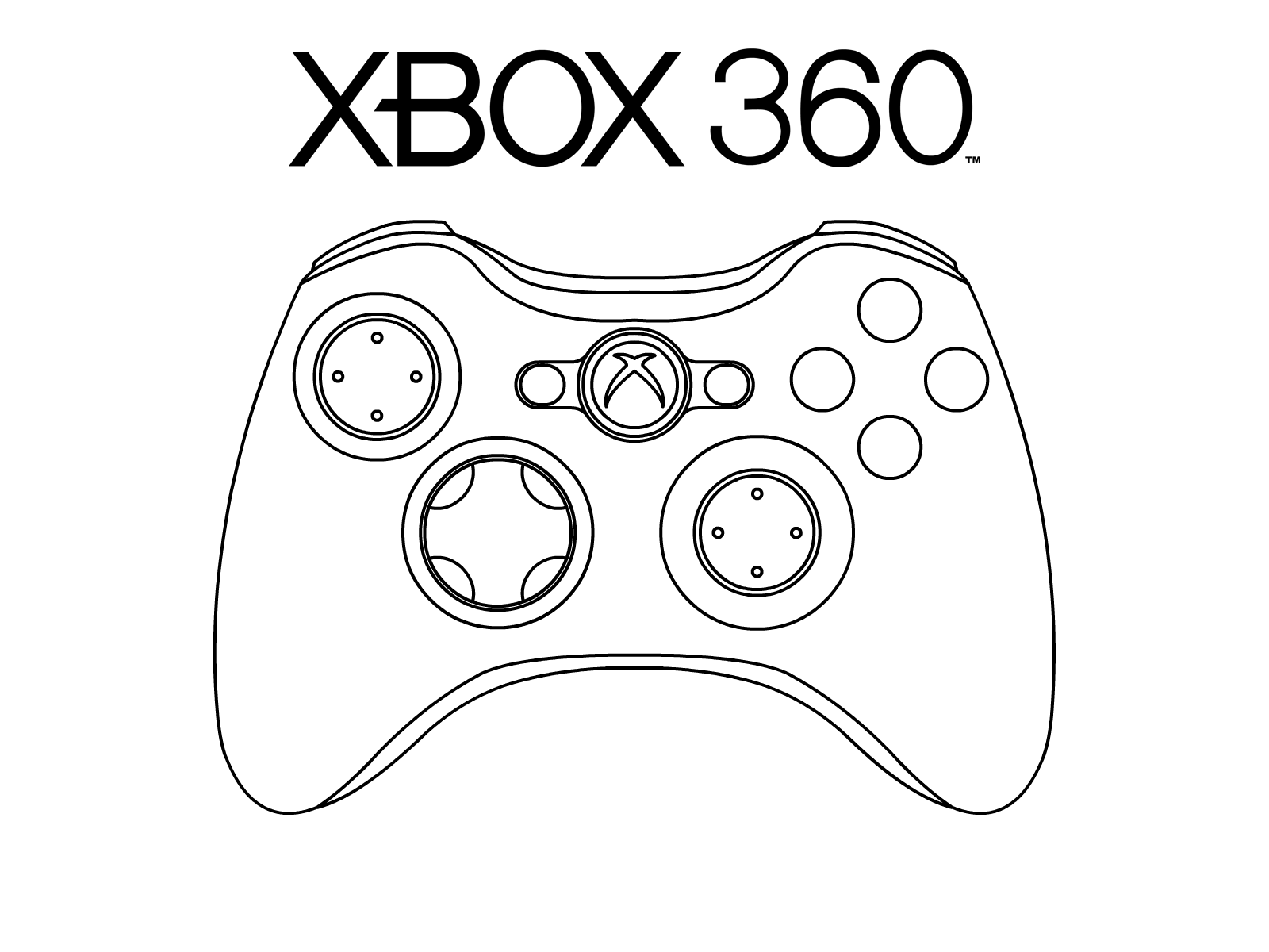 Controller clipart computer game White controller and and white