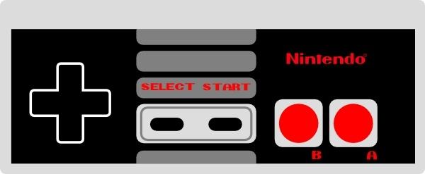 Controller clipart nintendo controller In clip Nintendo office drawing
