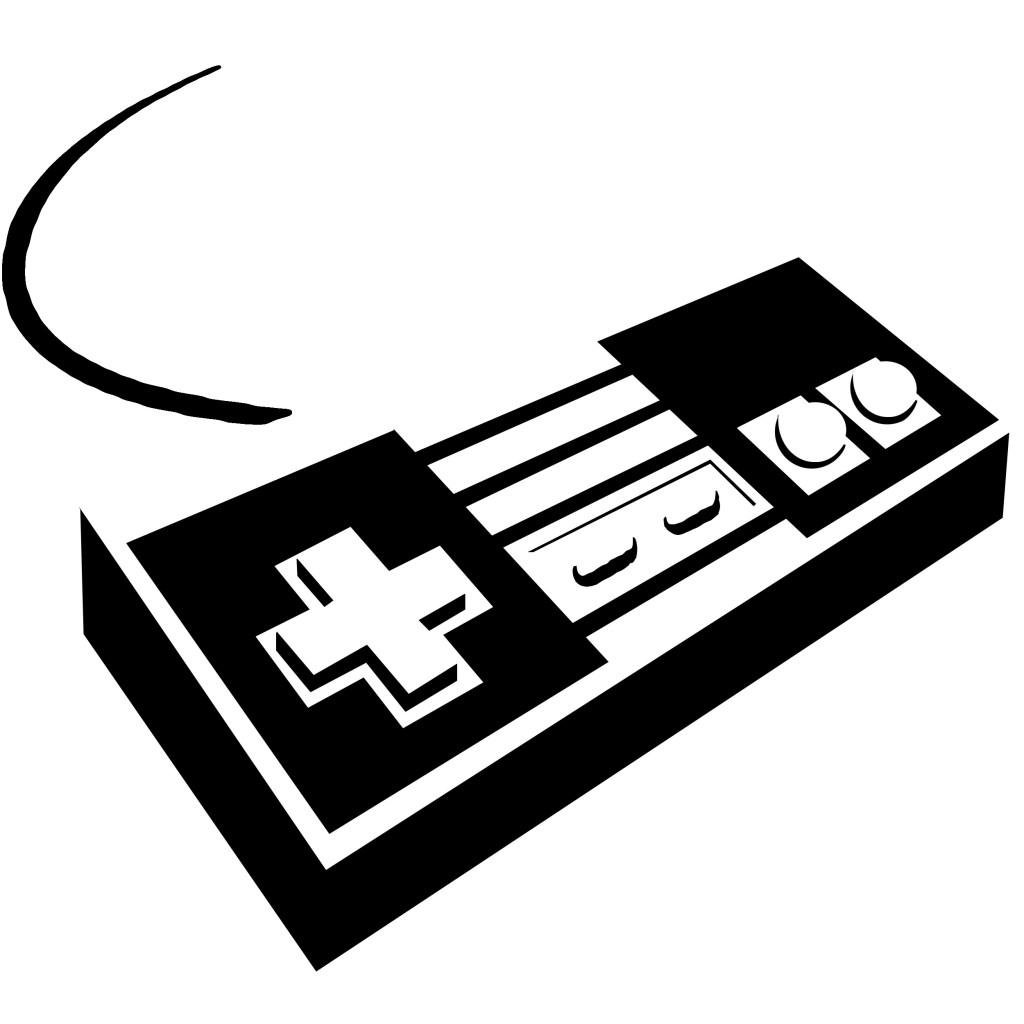 Controller clipart nintendo controller Cool » cool designs Stencils