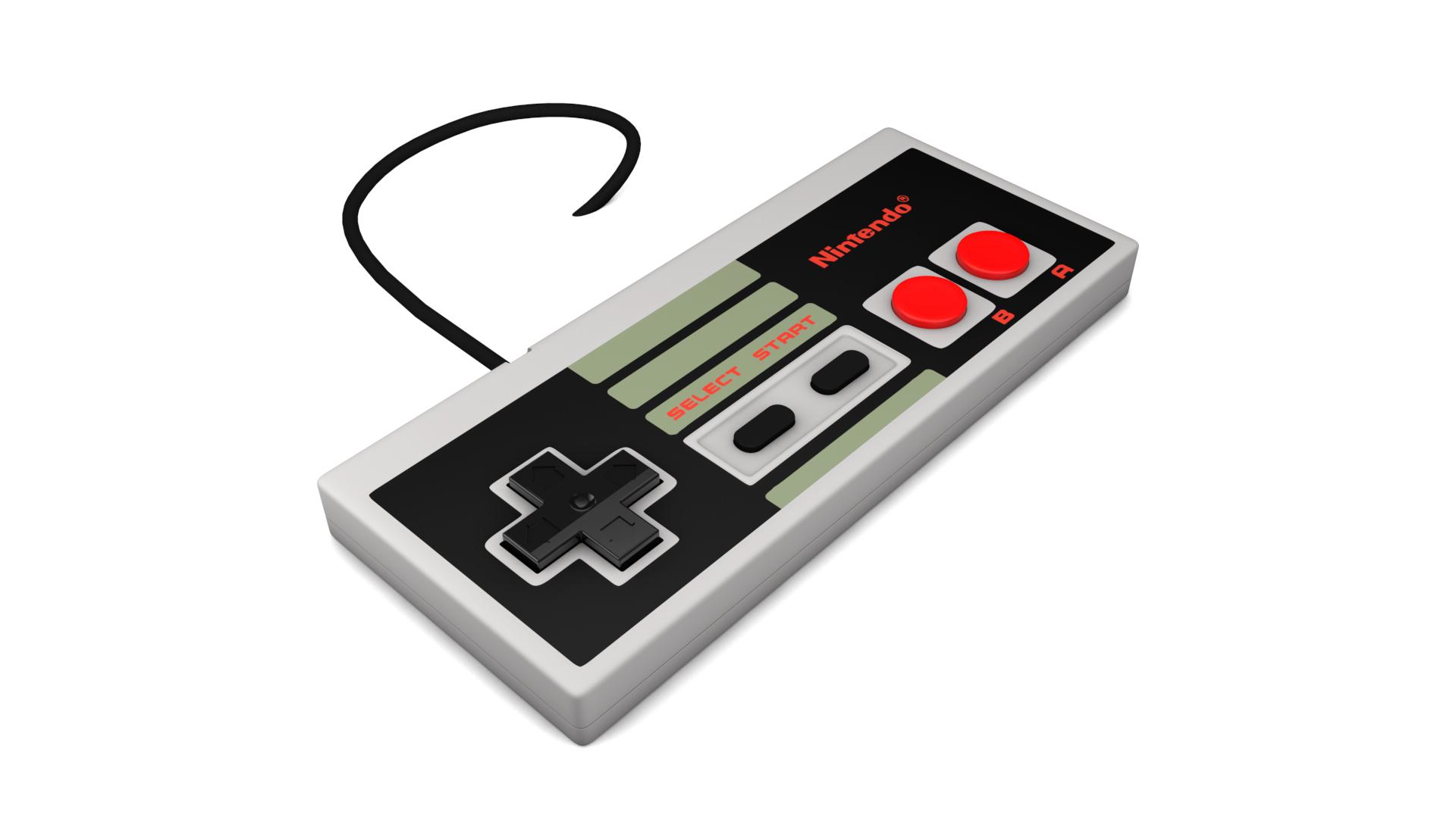 Controller clipart nintendo controller For Clip Controller Controller Clip