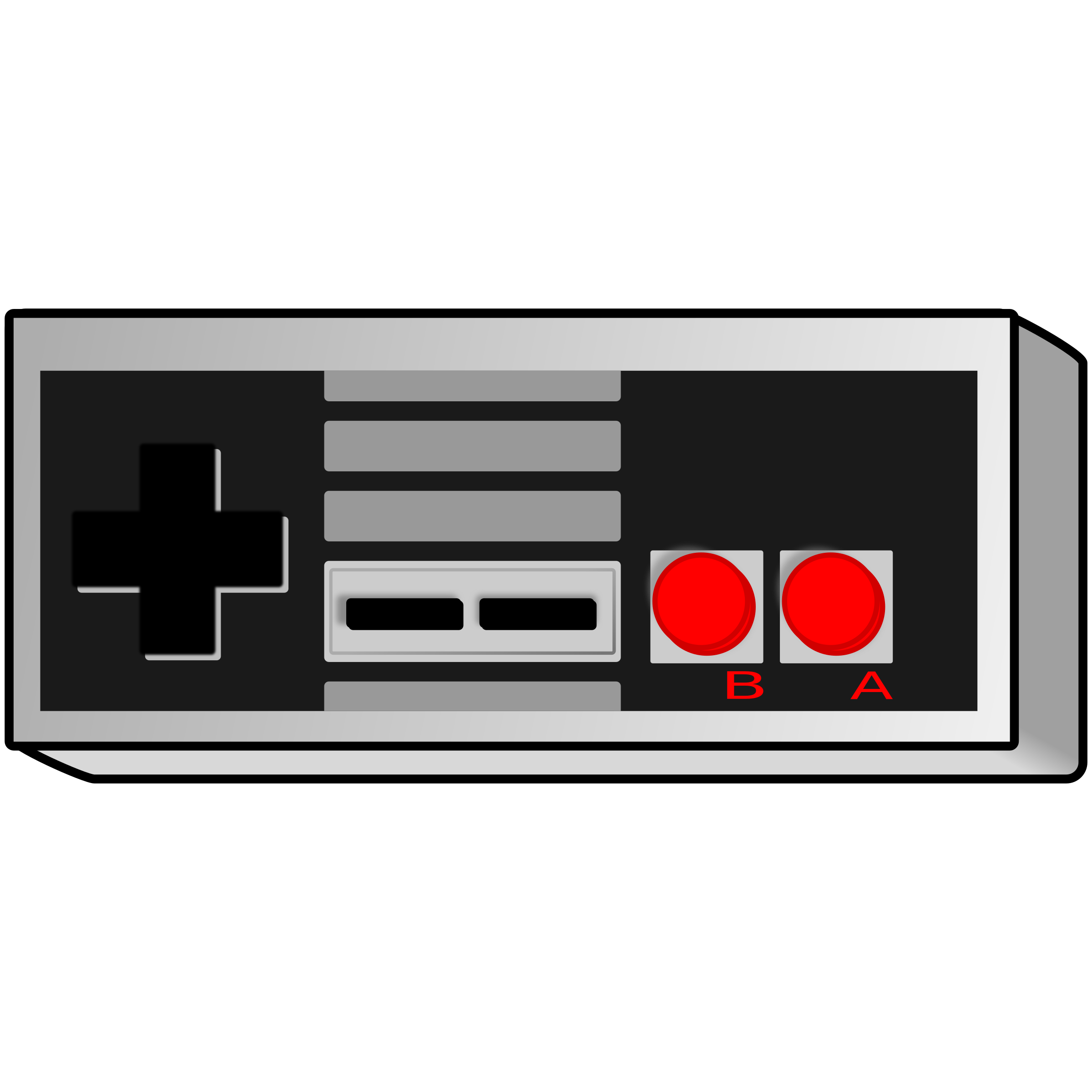 Controller clipart old school Clipart Game Old School Controller