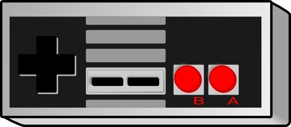 Controller clipart old school Controller School Bhspitmonkey Game vector