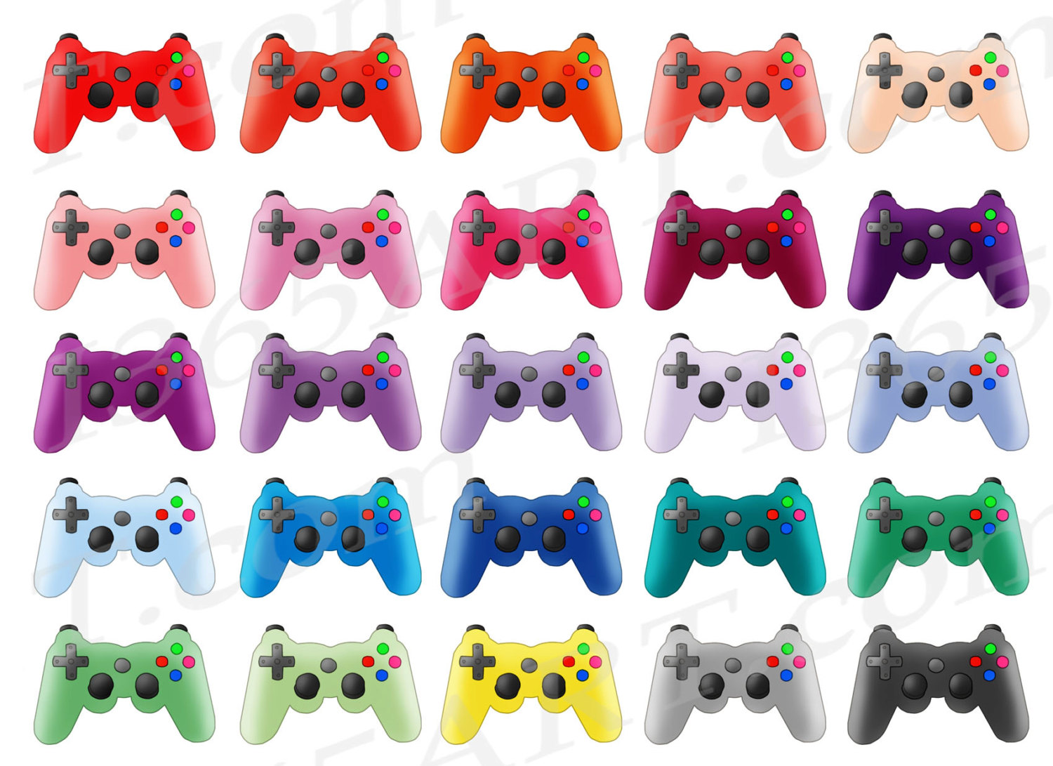 Controller clipart pink Controller file  Clipart This