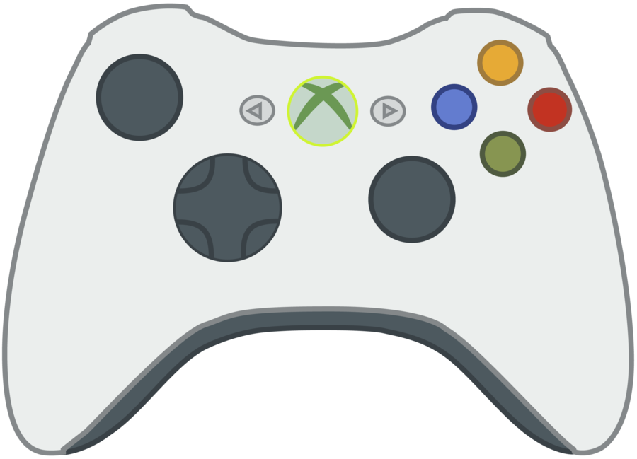 Controller clipart transparent Xbox Xbox PNG PNG Pic