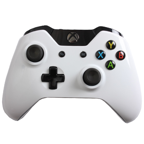 Controller clipart xbox one controller Custom Glossy Glossy Xbox One