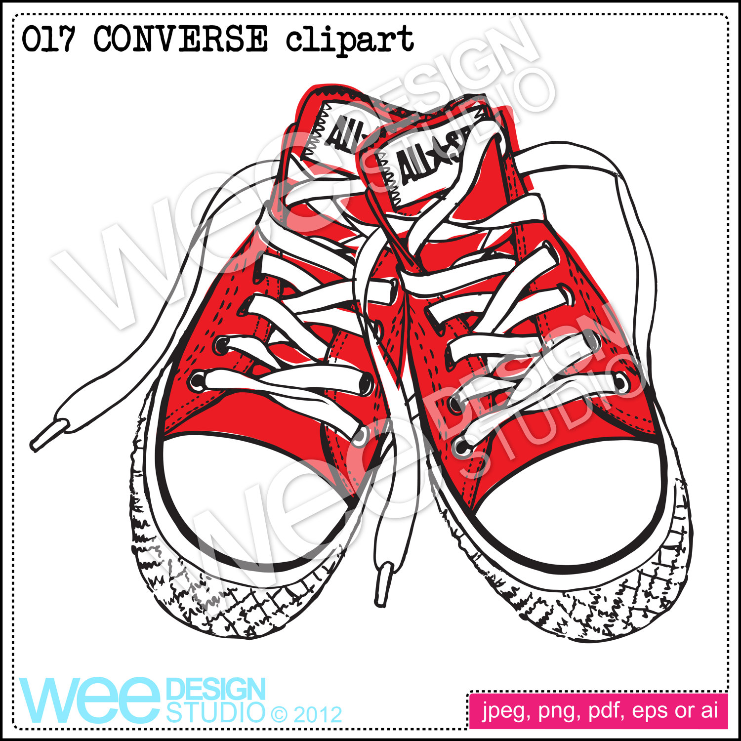 Drawn shoe cartoon Item? png digital sneakers CONVERSE