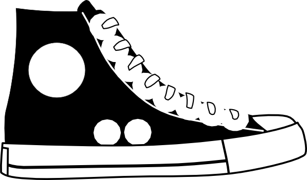 Converse clipart red converse This Clip clip vector as:
