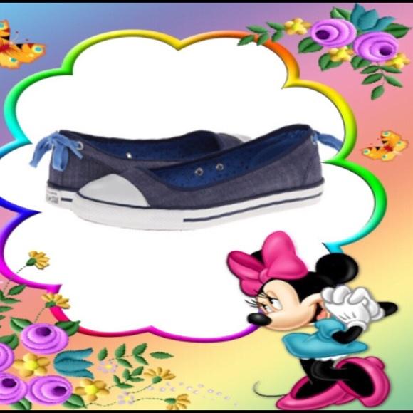 Converse clipart flat shoe Star All Taylor Flat Dainty