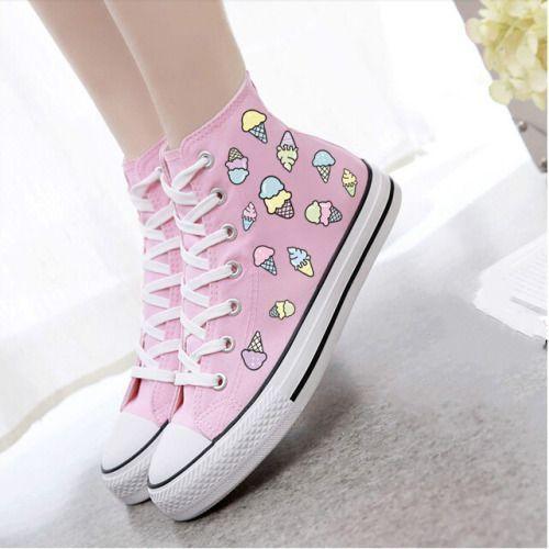 Converse clipart flat shoe Pinterest  fairy kawaii best