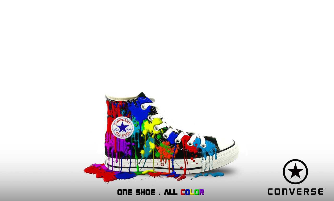 Converse clipart flat shoe Shoes ad on ~markmustaine shoes