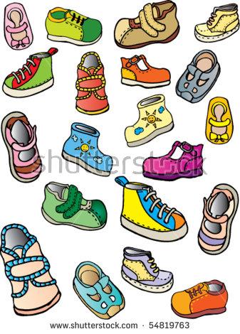 Converse clipart kid shoe Clipart Clipart Kids Kids 7652