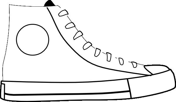 Converse clipart pete the cat White  shoe white Shoes