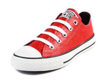 Converse clipart red converse Custom Bling red converse bling