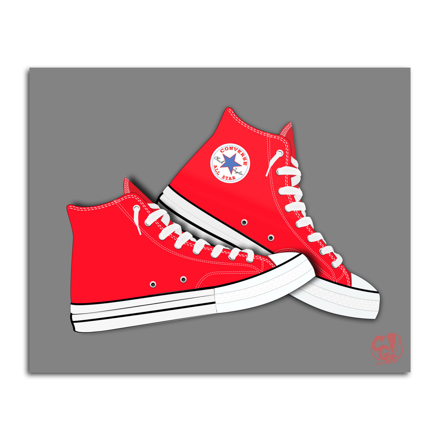 Converse clipart red converse This Graphic Top Red Converse