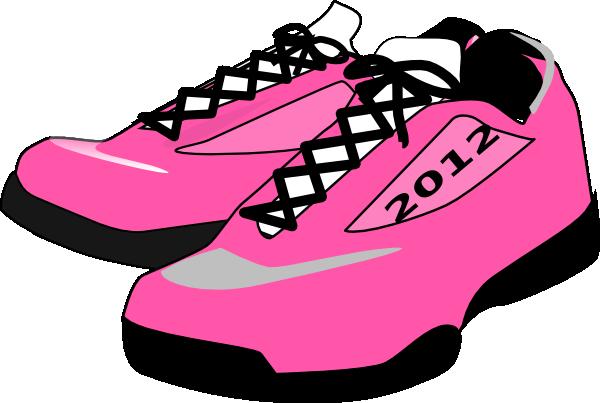 Shoe clipart footwear #4