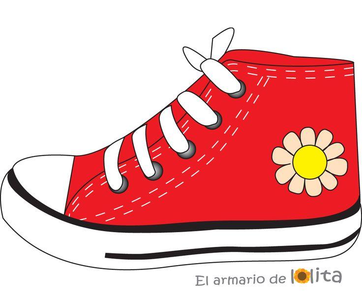 Converse clipart school shoe 299 on ROPA CLIPART converse