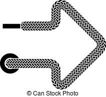 Converse clipart shoelace Clipart symbol arrow symbol vector