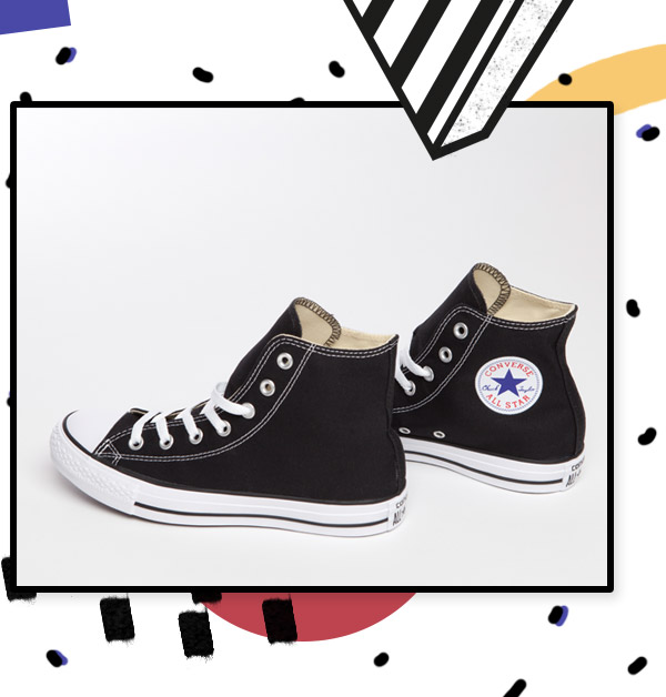 Converse clipart show Star all trainers All Hi