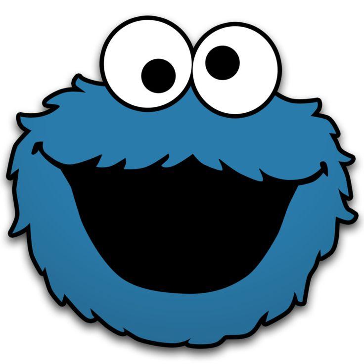 Sesam Street clipart hoola hoop Monster Art Clipart Clip