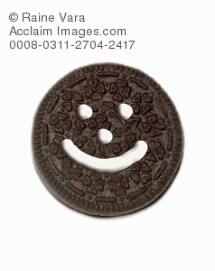 Oreo clipart oreo cookie Of with Cookie Oreo Face