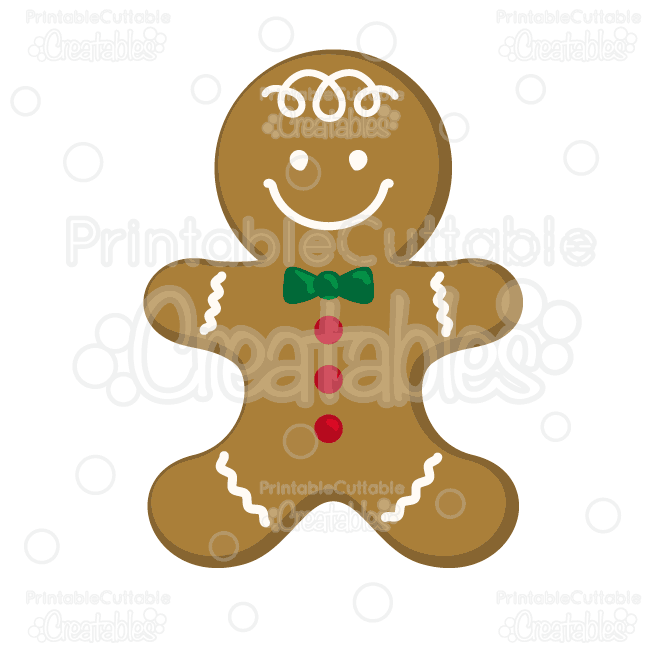 Gingerbread clipart gingerbread baby Clipart & Cutting Free Cookie
