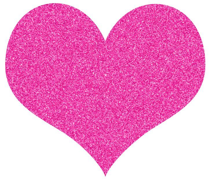 Hearts clipart mini heart Pinterest Heart best glitter free