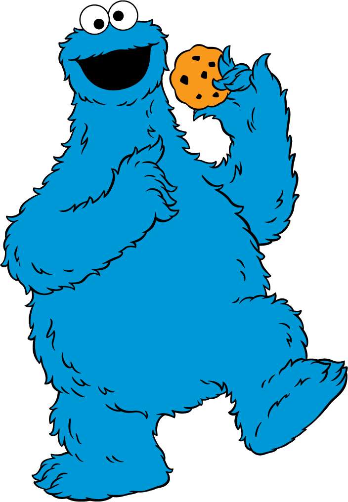 Cookie Monster clipart cooke Art Monster com Monster Cookie