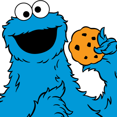 Cookie Monster clipart cooke Clipart monster WikiClipArt monster Cookie