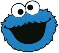 Cookie Monster clipart cooke Art Monster Clipart Monster Panda