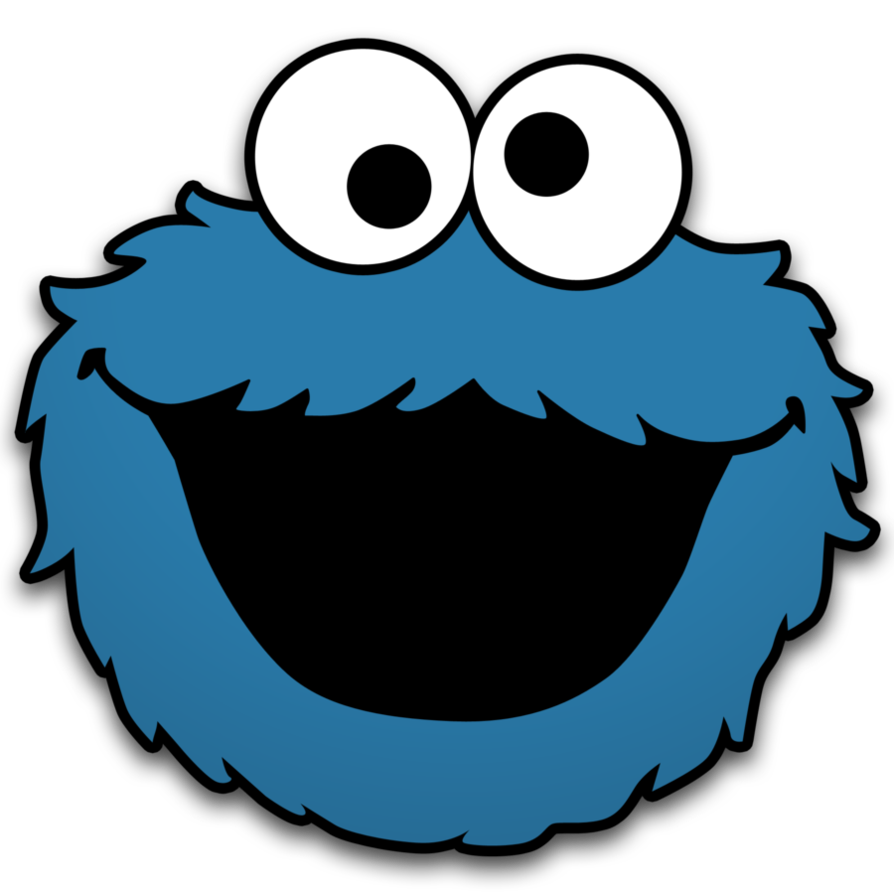 Cookie Monster clipart cooke 3 monster cliparts Monster Cookie