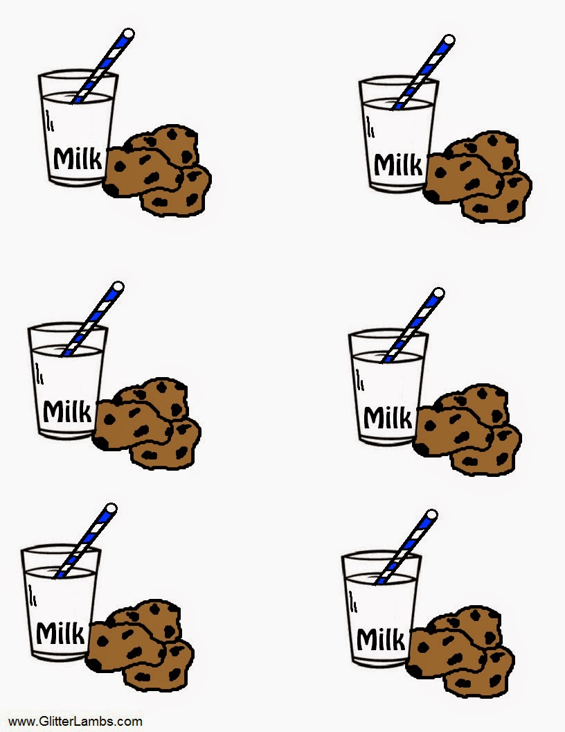Cookie Monster clipart chocolate chip cookie milk Templates Topper And Cards Cookie