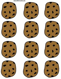 Cookie Monster clipart chocolate chip cookie milk Images Milk Label Food of