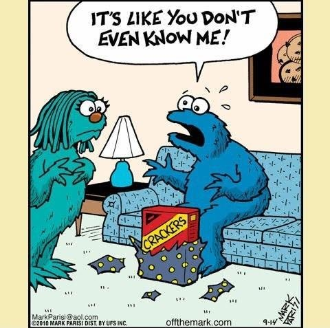 Cookie Monster clipart coke Problems  Cookie Monster
