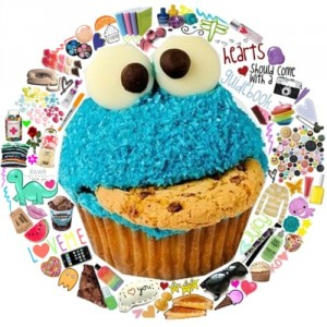 Cookie Monster clipart dessert Art Cookie 50 Monster clip