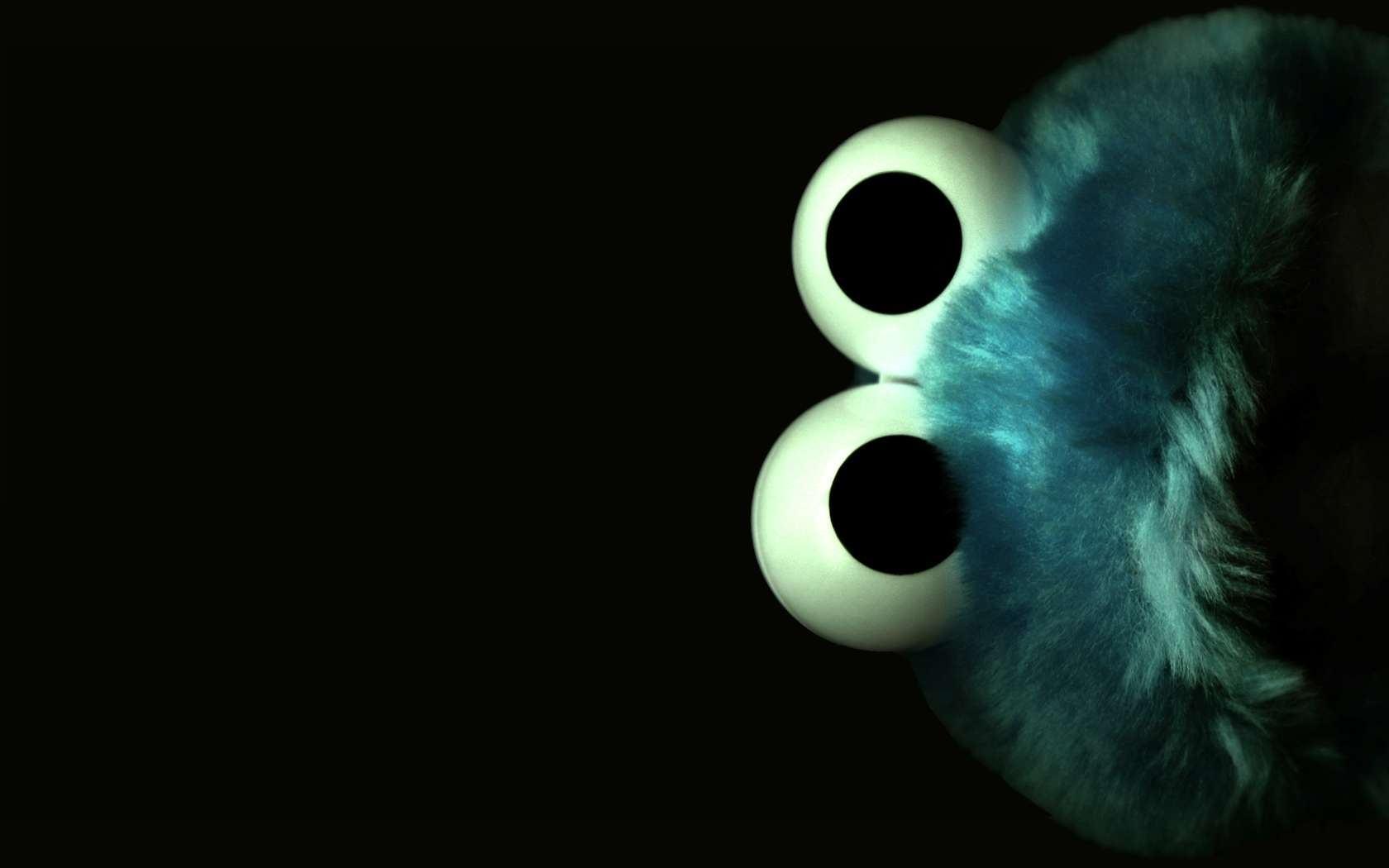 Cookie Monster clipart emo WallpaperSafari Cookie iPhone Backgrounds Monster